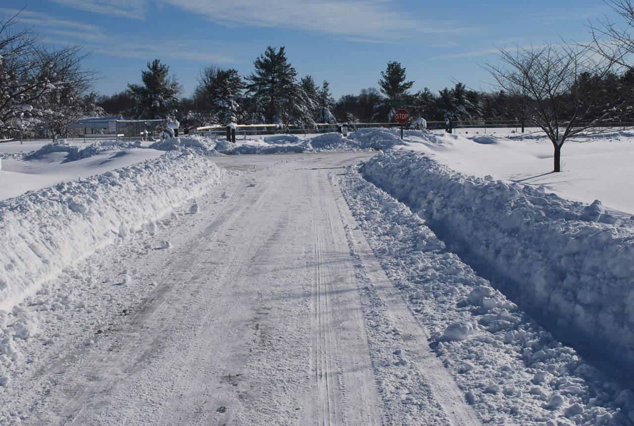 Snow Plowing Watertown New York